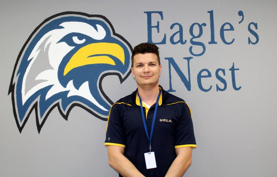 Eagle's Nest Advisor Mr. Johnson
