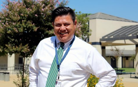 Adminstrator Jorge Morales' Journey from Mr. to Dr.