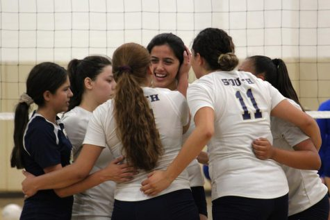 Varsity Lady Eagles Came Up With A Win