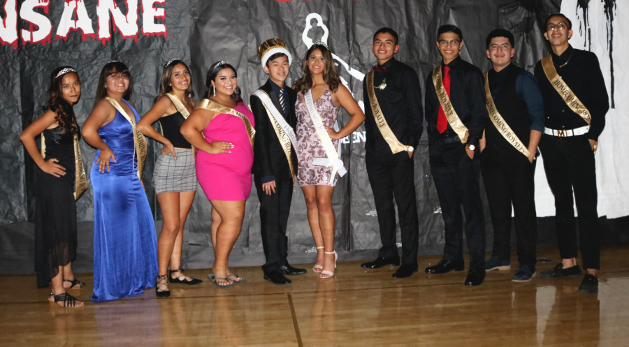 The+2019+South+El+Monte+High+School+Homecoming+Court.+