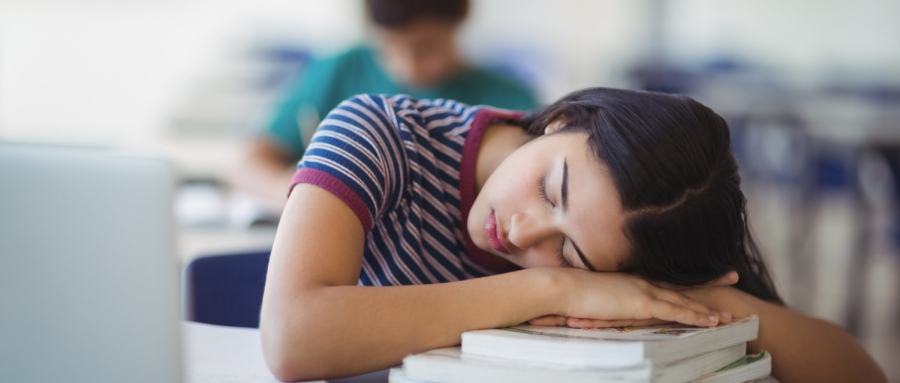 Later school start times means more sleep time for tired teenagers.