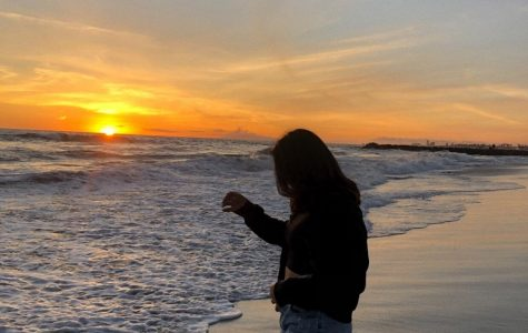 Watching the sunset over the beach is an excellent way to reflect on your emotions.