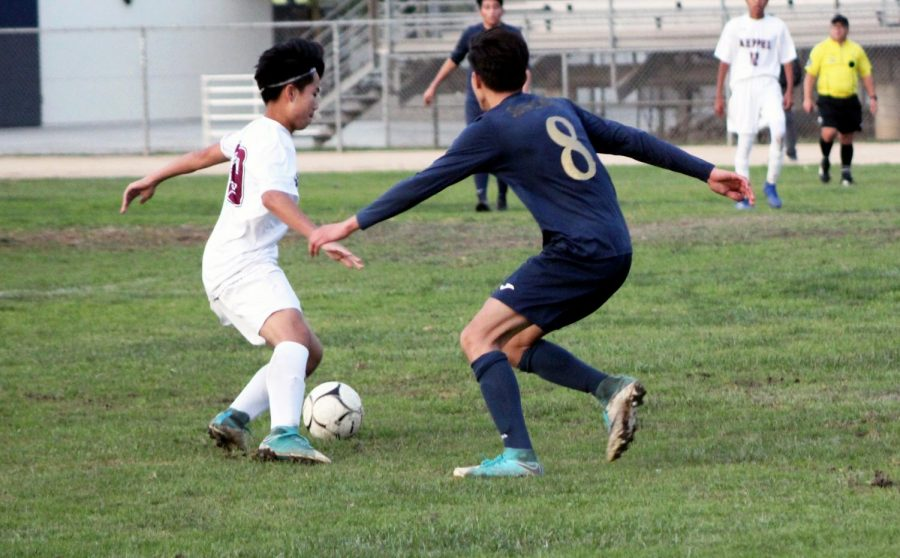 Boys Soccer Takes Promising Step Toward Achieving GOALS