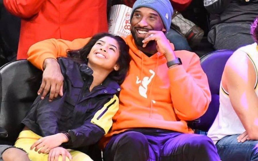 Gianna Bryant 13, and father Kobe Bryant 41