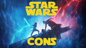 Cons of Rise of Skywalker