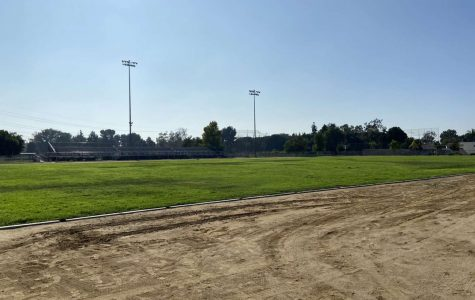 The South El Monte field sits idle until sports reemerges.