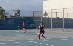 Girls Tennis pre-pandemic