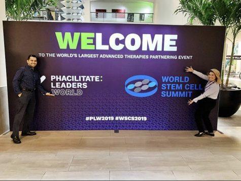 Alumni Spotlight: Rakel Apodaca and Samuel Hernandez on their company; Revive a Cell