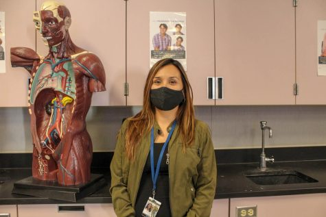 Welcoming New Science Teacher Ms. Diaz